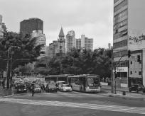 Rua da Consolação, São Paulo, SP - outubro, 2016