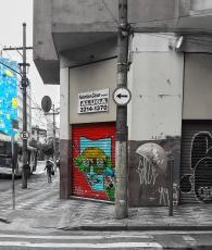 Vila Buarque, São Paulo, SP - outubro, 2016
