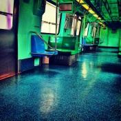 Metrô, São Paulo, SP - março, 2014